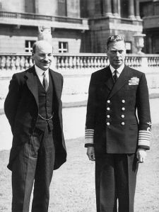 440px-Attlee_with_GeorgeVI_HU_59486