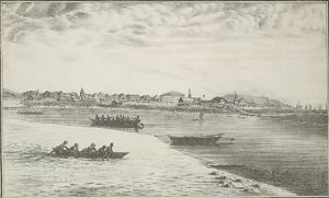 440px-Colaba_Causeway_construction,_view_from_Colaba_island,_1826