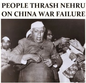 Jawaharlal.Nehru.Beathcsed.Assaulted.China.War