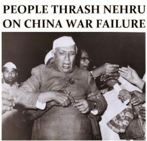 Jawaharlal.Nehru.Beathcsed.Assaulted.China.War
