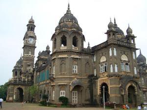 Kolhapur-The New Palace  Shri Chhatrapati Shahu Museum-2