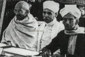 Pt.Madan Mohan Malviya&Gandhiji