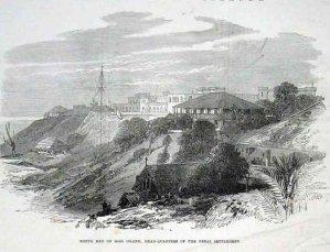 Port_Blair_1872_Ross_Island_Penal_HQ