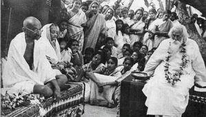 RbTGandhi-Tagore-cropped