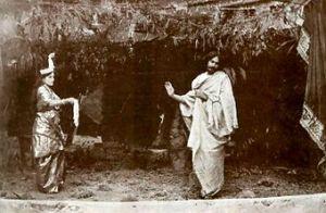 RbValmiki_Pratibha_Indira_Devi_&_Rabindranath_Tagore